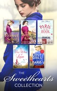 The Sweethearts Collection: The Bon Bon Girl / The Flower Seller / The Very White of Love / Paris By The Book / The Lost Girls of Paris (Mills & Boon e-Book Collections)