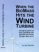 When the BioMass Hits the Wind Turbine