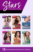The Mills & Boon Stars Collection (Mills & Boon e-Book Collections)