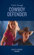 Cowboy Defender (Mills & Boon Heroes) (Cowboys of Holiday Ranch, Book 9)