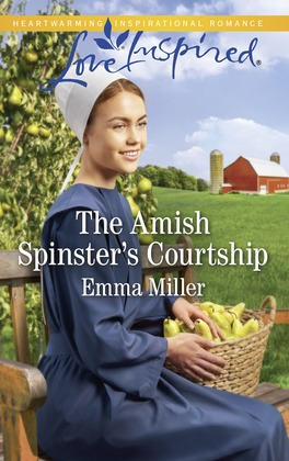 The Amish Spinster's Courtship (Mills & Boon Love Inspired)