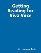Getting Reading for Viva Voce