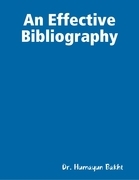 An Effective Bibliography