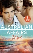 Australian Affairs: Wed: Second Chance with Her Soldier / The Firefighter to Heal Her Heart / Wedding at Sunday Creek (Mills & Boon M&B)