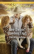 Her Twins' Cowboy Dad (Mills & Boon Love Inspired) (Montana Twins, Book 2)