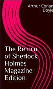 The Return of Sherlock Holmes Magazine Edition