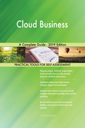 Cloud Business A Complete Guide - 2019 Edition