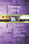 Technology Scouting A Complete Guide - 2019 Edition