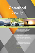 Operational Security A Complete Guide - 2019 Edition