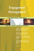 Engagement Management A Complete Guide - 2019 Edition