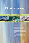 SRA Management A Complete Guide - 2019 Edition