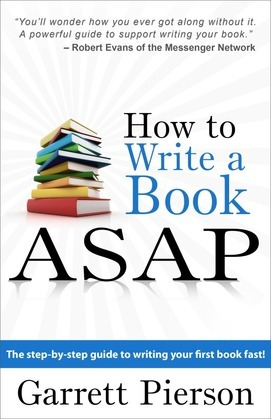 How To Write A Book ASAP
