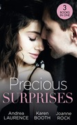 Precious Surprises: Little Secrets: Secretly Pregnant / Little Secrets: Holiday Baby Bombshell / Little Secrets: His Pregnant Secretary (Mills & Boon M&B)