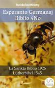 Esperanto Germanaj Biblio 4No