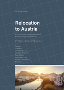 Relocation to Austria: An Introduction for High Net Worth Individuals and Entrepreneurs