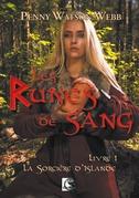 Les Runes de Sang, La sorcière d'Islande Livre 1