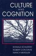 Culture and Cognition