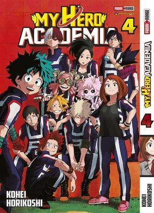 My Hero Academy 4