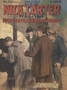Nick Carter's Advertisement (Nick Carter #807)Nick Carter 807 - Nick Carter's Advertisement