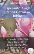 Esperanto Angla Franca Germana Biblio
