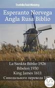 Esperanto Norvega Angla Rusa Biblio