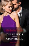 The Greek's Pregnant Cinderella (Mills & Boon Modern) (Cinderella Seductions, Book 2)