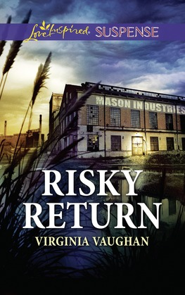 Risky Return (Mills & Boon Love Inspired Suspense) (Covert Operatives, Book 3)