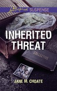 Inherited Threat (Mills & Boon Love Inspired Suspense)