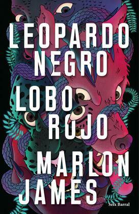 Leopardo Negro, Lobo Rojo