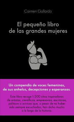 El pequeño libro de las grandes mujeres