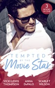 Tempted By The Movie Star: In the Cowboy's Arms (Thunder Mountain Brotherhood) / Hollywood Baby Affair (The Serenghetti Brothers) / The Mysterious Italian Houseguest (Summer at Villa Rosa) (Mills & Boon M&B)