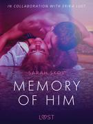 Memory of Him - erotic short story