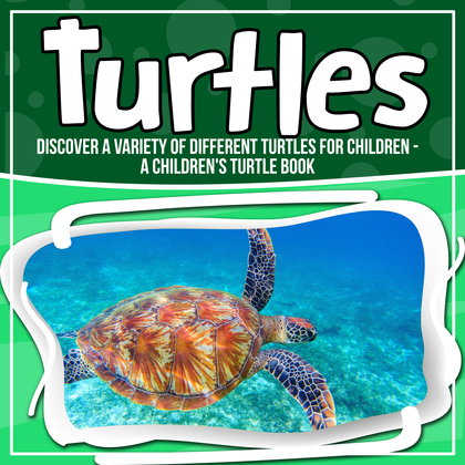 Turtles: Discover A Variety Of Different Turtles For Children - A Children's Turtle Book