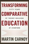Transforming Comparative Education