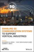 Enabling 5G Communication Systems to Support Vertical Industries