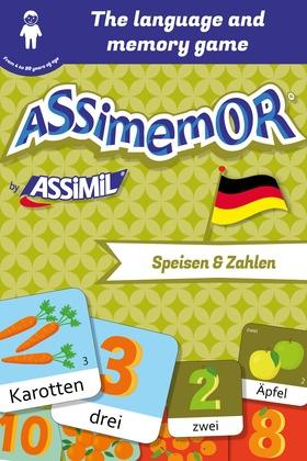 Assimemor – My First German Words: Speisen und Zahlen