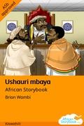 Ushauri mbaya