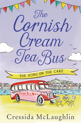 The Icing on the Cake (The Cornish Cream Tea Bus, Book 4)