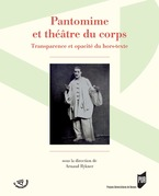 Pantomime et théâtre du corps
