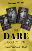 The Dare Collection August 2019: Forbidden to Touch (Billionaire Bachelors) / She Devil / Hot Mistake / Wicked Pleasure