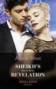 Sheikh's Royal Baby Revelation (Mills & Boon Modern) (Secret Heirs of Billionaires, Book 28)