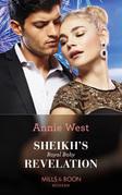 Sheikh's Royal Baby Revelation (Mills & Boon Modern) (Secret Heirs of Billionaires, Book 28)