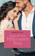 Wearing The Greek Millionaire's Ring (Mills & Boon True Love) (Greek Island Brides, Book 3)
