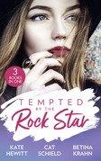 Tempted By The Rock Star: In the Heat of the Spotlight (The Bryants: Powerful & Proud) / Little Secret, Red Hot Scandal (Las Vegas Nights) / The Downfall of a Good Girl (Mills & Boon M&B)