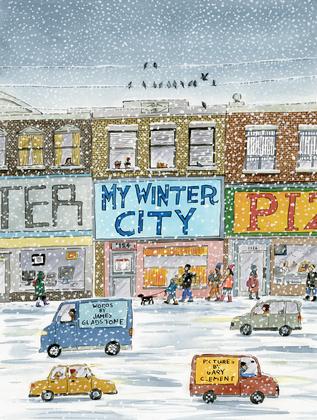 My Winter City