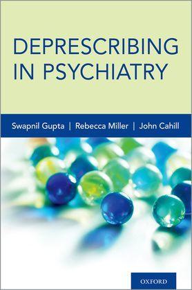 Deprescribing in Psychiatry