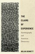 The Claims of Experience