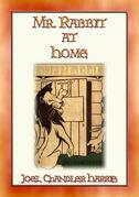 Mr RABBIT AT HOME - 24 Illustrated Children's Stories