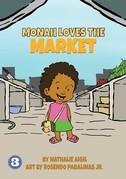 Monah Loves the Market