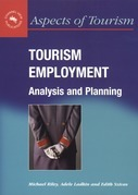 Tourism Employment: Analysis and Planning